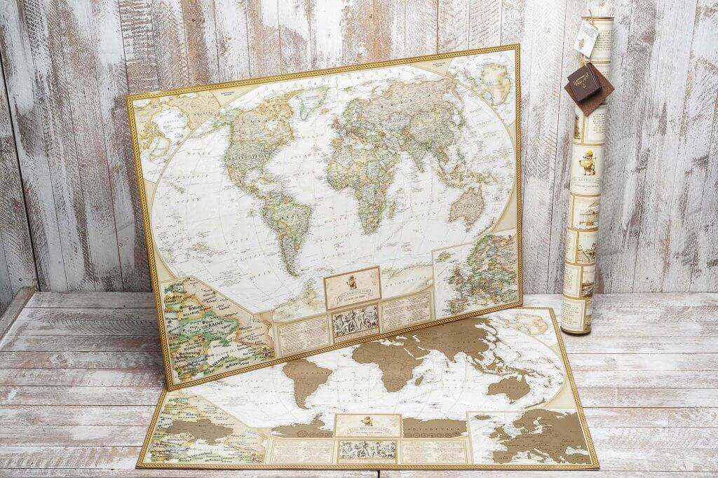 My Map Antique edition ENG